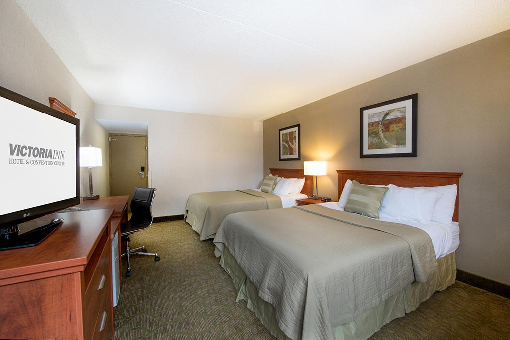 Guest Rooms Thunder Bay Airport Hotel Victoria Inn Thunder Bay On