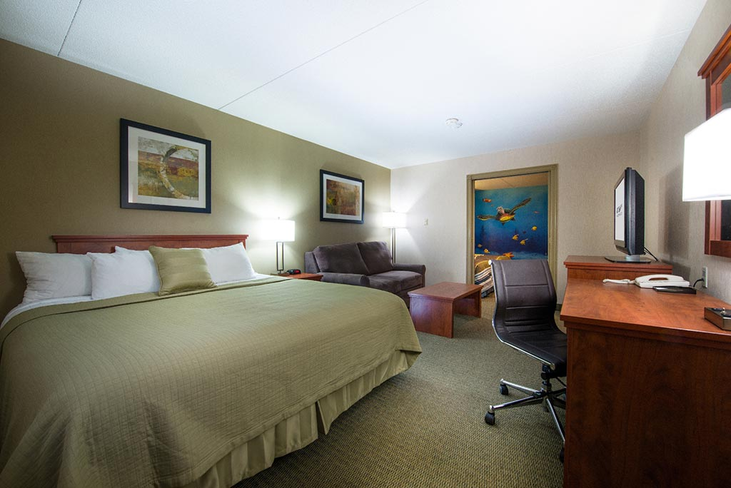 Guest Rooms Thunder Bay Airport Hotel Victoria Inn