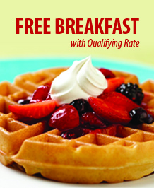 Free Hot Breakfast