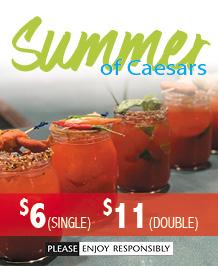 Summer of Caesars!